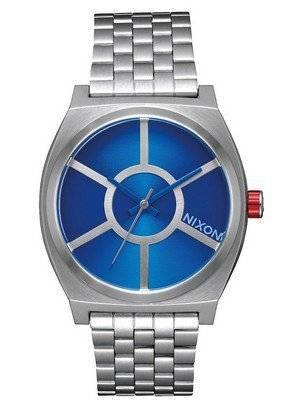 Nixon Time Teller SW Quartz A045SW-2403-00 Men's Watch