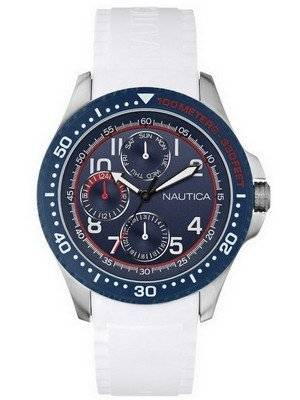 Nautica NSR200 Quartz Multifunction A13683G Men's Watch