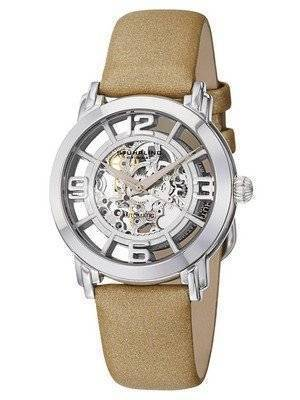 Stuhrling Original Winchester Automatic Skeleton Dial 156.121S2 Women's Watch
