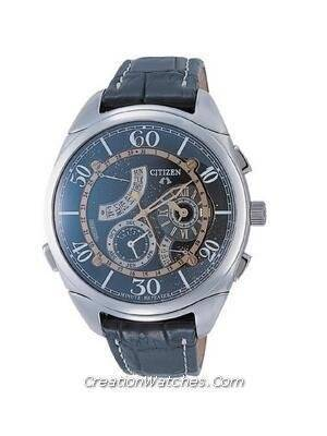 Citizen Campanola Grand Complication Limited Edition AH7011-32E