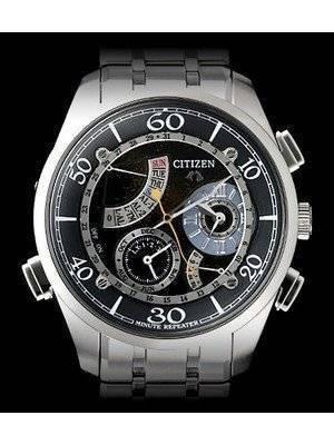 Citizen Campanola Minute Repeater AH7030-54E AH7030 Men's Watch
