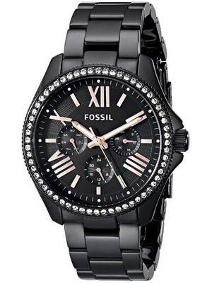Fossil Cecile Multifunction Quartz Crystals AM4522 Women's Watch