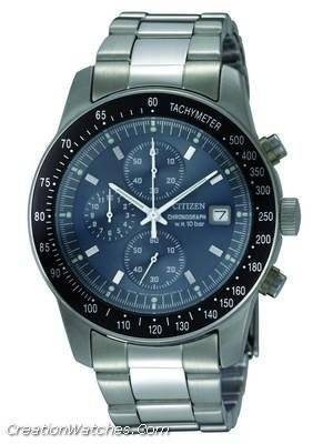 Citizen Men's Chronograph Tachymeter OXY AN0880-57H