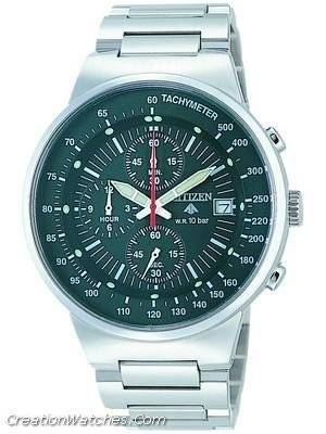 Citizen Promaster Land Chronograph Men's Watch AN3310-59E AN3310