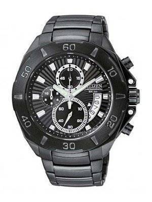 Citizen Chronograph AN3409-53E AN3409 Men's Sport Watch