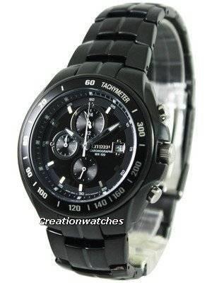 Citizen Chronograph Tachymeter AN4019-52E AN4019 Men's Watch