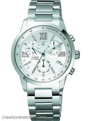 Citizen  Ladies xC Chronograph  AN6070-54B