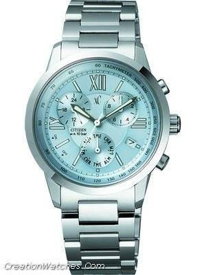 Citizen  Ladies xC Chronograph  AN6070-54M