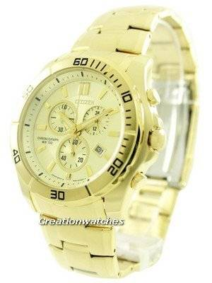 Citizen Chronograph AN7102-54P Men's Watch