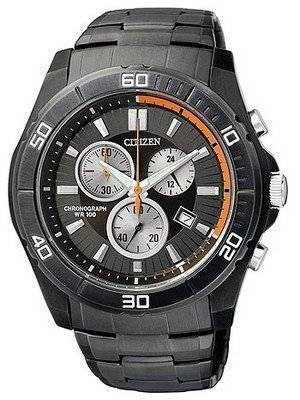 fs citizen chronograph sports an7109 55e mens