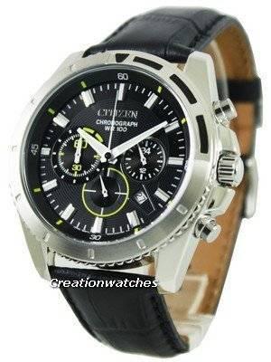 Citizen Chronograph AN8015-01E Men's Watch