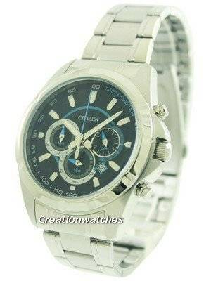 Citizen Chronograph Quartz AN8040-54L Men's Watch