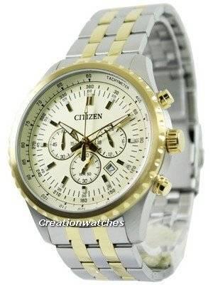 Citizen Quartz Chronograph AN8064-56P Men's Watch