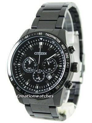 Citizen Quartz Chronograph AN8075-50E Men's Watch