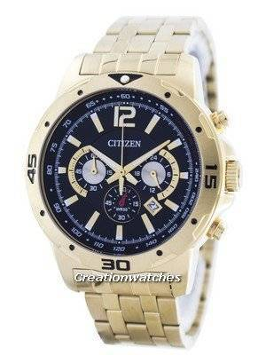 Citizen Quartz Chronograph AN8102-59E Men's Watch