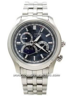 Citizen Eco Drive 100m Moon Phase watch AP1021-54L