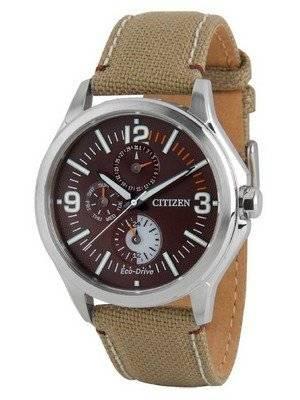 Citizen Eco-Drive Multifunction AP4000-07W Men's Watch
