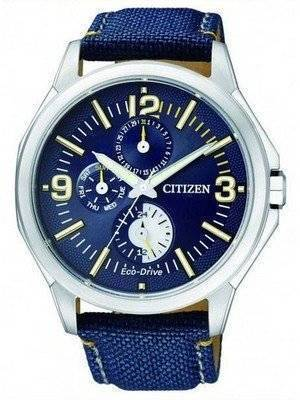 Citizen Eco-Drive Power Reserve AP4000-15L Men's Watch