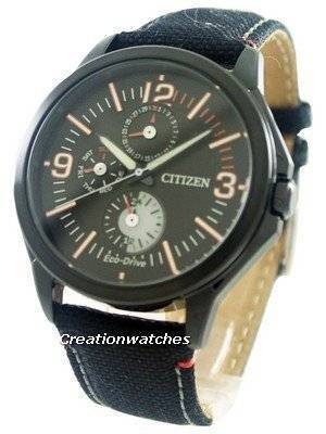 Citizen Eco-Drive Power Reserve AP4005-11E Men's Watch