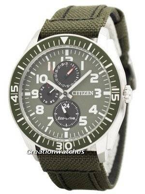 Citizen Eco-Drive Multifunction AP4011-01W Men's Watch