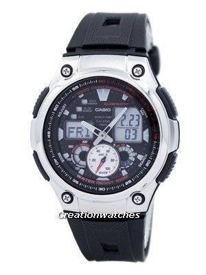 Casio Analog Digital Youth Series Illuminator AQ-190W-1AVDF AQ-190W-1AV Men's Watch