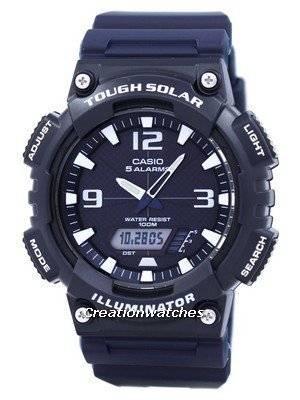 Casio Illuminator Tough Solar Alarm Analog Digital AQ-S810W-2A2V AQS810W-2A2V Men's Watch
