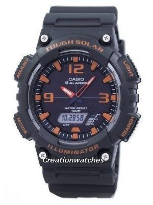 Casio Illuminator Tough Solar Alarm Analog Digital AQ-S810W-8AV AQS810W-8AV Men's Watch