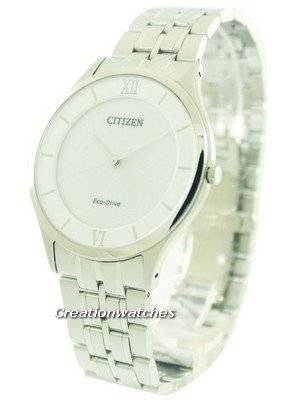 Citizen Eco-Drive Stiletto Super Thin AR0071-59A Men's Watch