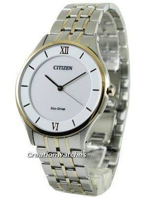 Citizen Eco-Drive Stiletto Super Thin AR0075-58A Men's Watch