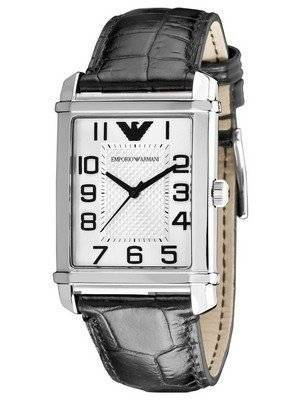 Emporio Armani Quartz Silver Dial AR0487 Women's Watch