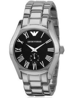 Emporio Armani Classic Quartz Black Dial AR0680 Men's Watch