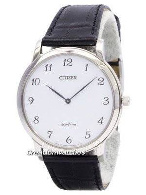 Citizen Eco-Drive Stiletto Super Thin AR1110-11B Men's Watch