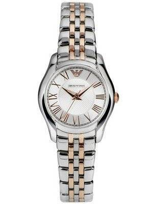 Emporio Armani Classic Two Tone AR1825 Women's Watch