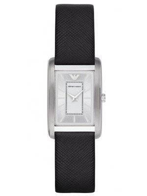 Emporio Armani Classic Silver Sunray Dial AR1871 Unisex Watch