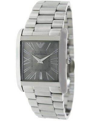Emporio Armani Classic Slim Roman Numerals AR2011 Men's Watch