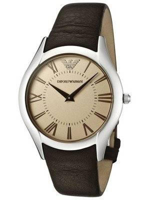Emporio Armani Classic Super Slim Quartz AR2042 Men's Watch