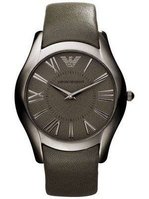 Emporio Armani Super Slim Quartz AR2057 Men's Watch