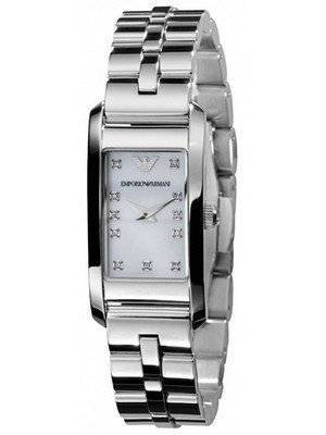 Emporio Armani Quartz Diamonds AR3167 Women's Watch