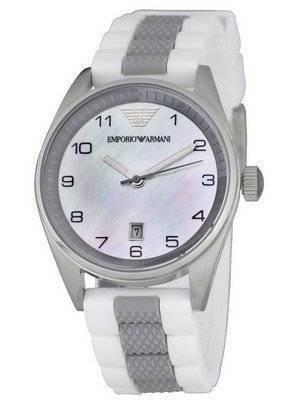 Emporio Armani Quartz Mother Of Pearl AR5882 Women's Watch