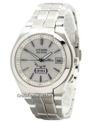 Citizen Eco Drive Radio Controlled AS6000-59A Men's Watch