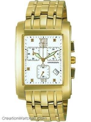 Citizen Eco Drive Chronograph AT0012-64A