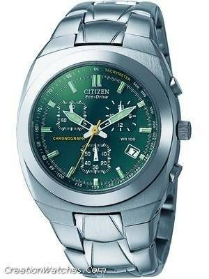 Citizen Eco-Drive Chronograph AT0070-50X