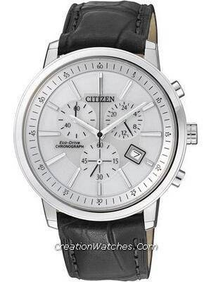 Citizen Men's Eco Drive Chronograph AT0490-03A AT0490
