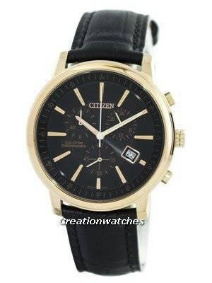 Citizen Eco-Drive Chronograph AT0496-07E Men's Watch