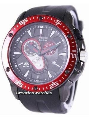 Citizen Eco-Drive Chronograph AT0709-08E Men's Watch