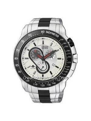 Citizen Gent's Eco Drive Chronograph Watch AT0710-50A