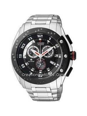 Citizen Gent's Eco Drive Chronograph Watch AT0720-56E