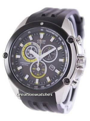 Citizen Eco-Drive Chronograph AT0786-07E AT0786-07 Men's Watch