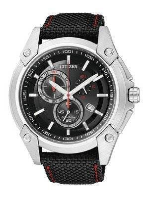 Citizen Eco-Drive Chronograph AT0851-07E Mens Watch