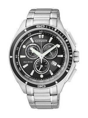 Citizen Eco-Drive Chronograph AT0956-50E AT0956-50 Men's Watch